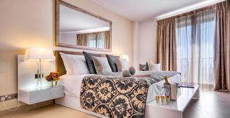 宫殿酒店 - 斯利马 - 睡房