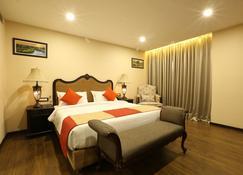 阿提提酒店-高哈地 - 古瓦哈蒂 - 睡房