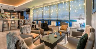 贝斯特韦斯特国际酒店 - 阿讷西 - 酒吧