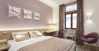 布拉格卡洛儿酒店 - 布拉格 - 睡房
