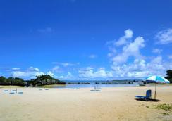 Aj恩纳美留度假村酒店 - 冲绳 - 海滩