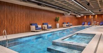 保利斯塔美利亚酒店 - 圣保罗 - 游泳池