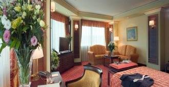 索非亚格兰德酒店 - 索非亚 - 客厅