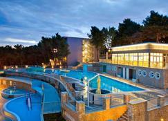 维斯佩拉家庭酒店 - 木洛希尼 - 游泳池