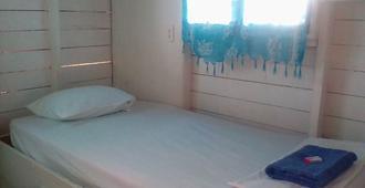 卡玛水景酒店 - 博卡斯-德尔托罗 - 睡房