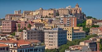 雷吉纳玛格丽塔酒店 - 卡利亚里 - 户外景观