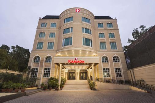 贾朗达尔市中心华美达酒店 - 賈朗達爾 - 建筑