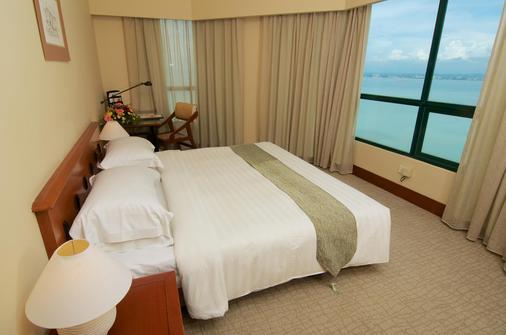 格尼度假酒店及公寓 - 乔治敦 - 睡房