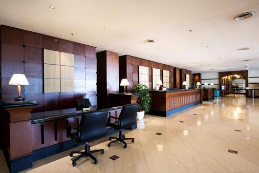 格尼度假酒店及公寓 - 乔治敦 - 柜台