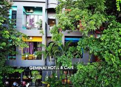 吉迈奈咖啡馆酒店 - 同 海 市 - 建筑