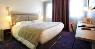 安娜酒店 - 雷恩 - 睡房