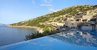 格兰梅里亚度假村&德尔斯克孚豪华别墅酒店 - 圣尼古拉斯(克里特岛) - 建筑