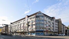 卡尔门酒店 - 卡尔斯鲁厄 - 建筑