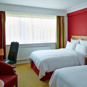 戈斯福斯公园大酒店 - 泰恩河畔纽卡斯尔 - 睡房