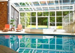 戈斯福斯公园大酒店 - 泰恩河畔纽卡斯尔 - 游泳池