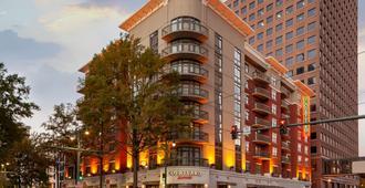 孟菲斯市中心万怡酒店 - 孟菲斯 - 建筑