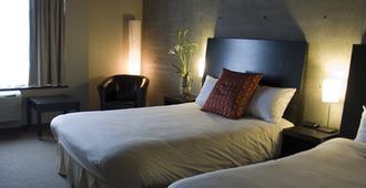 时代大酒店 - 魁北克市 - 睡房