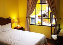 维拉特拉酒店 - 圣萨尔瓦多 - 睡房