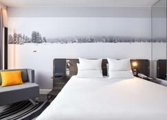 诺富特罗兹中心酒店 - 罗兹 - 睡房