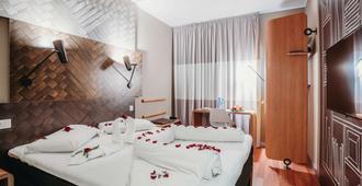 宜必思穆萨菲尔卡萨布兰卡市中心酒店 - 卡萨布兰卡 - 睡房