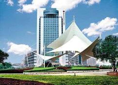 武汉华美达光谷大酒店 - 武汉 - 建筑