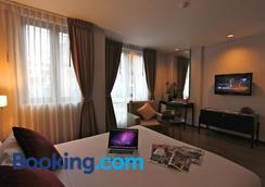 曼谷达尔文酒店 - 曼谷 - 睡房