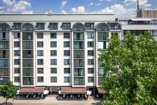 慕尼黑市中心维瓦迪酒店 - 慕尼黑 - 建筑