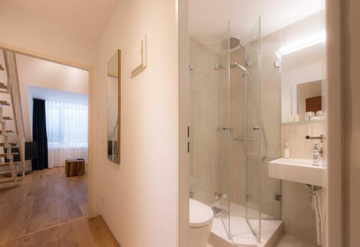 慕尼黑市中心维瓦迪酒店 - 慕尼黑 - 浴室