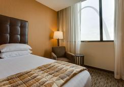 圣路易斯拱门德鲁里广场酒店 - 圣路易斯 - 睡房