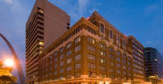 圣路易斯拱门德鲁里广场酒店 - 圣路易斯 - 建筑