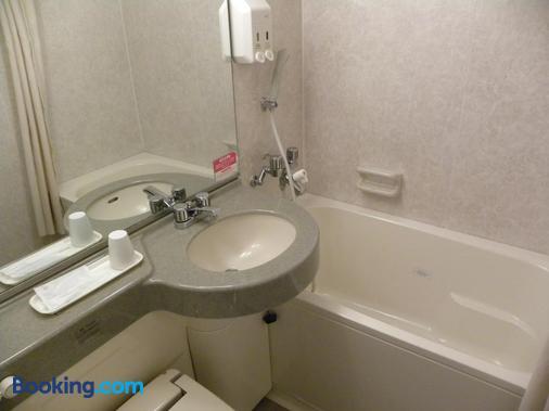 御徒町新绿色酒店 - 东京 - 浴室