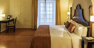 库斯科诺富特酒店 - 库斯科 - 睡房