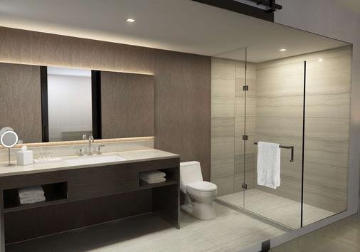 鸟巢酒店 - 帕罗奥多 - 浴室
