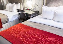 城中西区凯富酒店 - 纽约 - 睡房