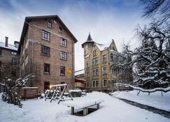 布雷根茨jufa酒店 - 布雷根茨 - 建筑