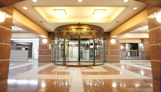 柯丽格亚广场酒店 - 川崎市 - 大厅