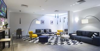 里维瑞斯酒店 - 萨格勒布 - 建筑