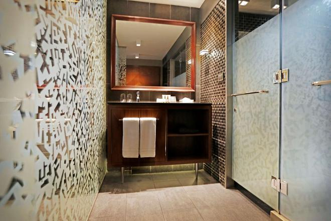 坎布雷拉斯塔里亚酒店 - 圣地亚哥 - 浴室