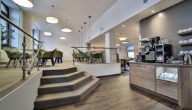 柏丽娜霍夫城市伙伴酒店 - 卡尔斯鲁厄 - 餐馆