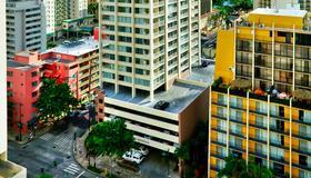 水族太平洋君主酒店 - 檀香山 - 建筑