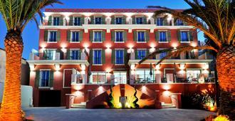 利波拉塔精品酒店 - 鲁斯岛 - 建筑