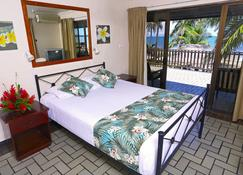 水瓶海滩酒店 - 南迪 - 睡房