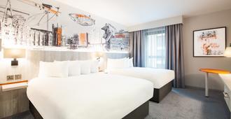 茱莉斯贝尔法斯特旅馆 - 贝尔法斯特 - 睡房