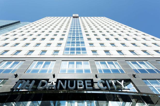 Nh多瑙城酒店 - 维也纳 - 建筑