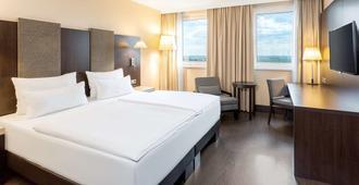 Nh多瑙城酒店 - 维也纳 - 睡房