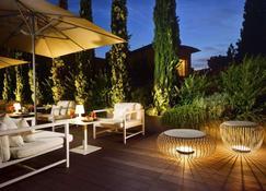 佛罗伦萨格兰斯酒店 - 佛罗伦萨 - 露台