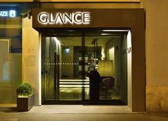 佛罗伦萨格兰斯酒店 - 佛罗伦萨 - 建筑