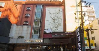 天使酒店 - 釜山 - 建筑