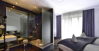 维兰德商务酒店 - 杜塞尔多夫 - 睡房