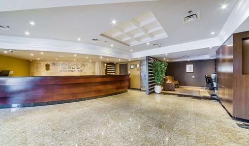 蒙特卡洛机场套房酒店 - 米西索加 - 柜台